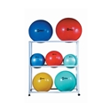 Picture of Champion Sports 9 Ball Storage Cart