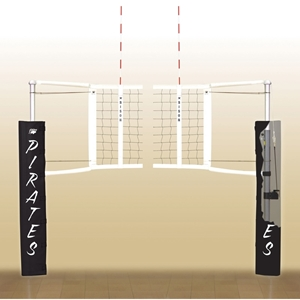 Picture of Bison Centerline Elite Aluminum Volleyball System
