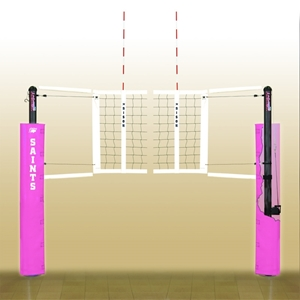 Picture of Bison Lady CarbonMax Volleyball System
