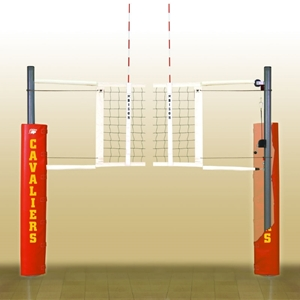 Picture of Bison Match Point Aluminum Volleyball System