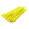 Picture of BSN Poly-Cap Yellow 18'' Tie Wraps
