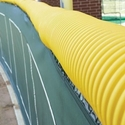 Picture of BSN Fence Crown - Bright Yellow 250'