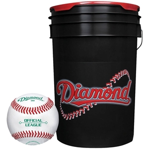 Picture of Diamond Sports Baseball Bucket Combo