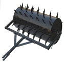 """Picture of Field Tuff 36"""" Wide Drum Spike Aerator"""