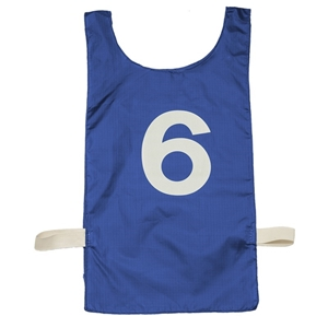 Picture of Champion Sports Youth  Heavyweight Numbered Pinnie