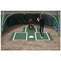 Picture of BSN Batting Mat Pro With Catchers Extension