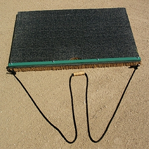 Picture of BSN Cocoa Drag Mats