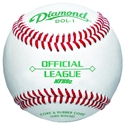 Picture of Diamond Sports Official League NFHS Youth Game & High School Practice Baseball