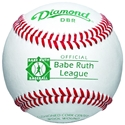 Picture of Diamond Sports Babe Ruth Tournament Grade Baseball Premium Leather