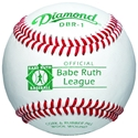 Picture of Diamond Sports Babe Ruth Competition Grade Baseball