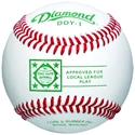 Picture of Diamond Sports Dixie Youth Competition Grade Full-Grain Leather Baseball