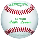Picture of Diamond Sports Senior Little League Tournament Grade Baseball RS