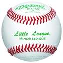 Picture of Diamond Sports Little League Minor League RS Mid-Compression Baseball