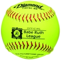 "Picture of Diamond Sports Babe Ruth 11"" FastPitch Softball -  Synthetic"