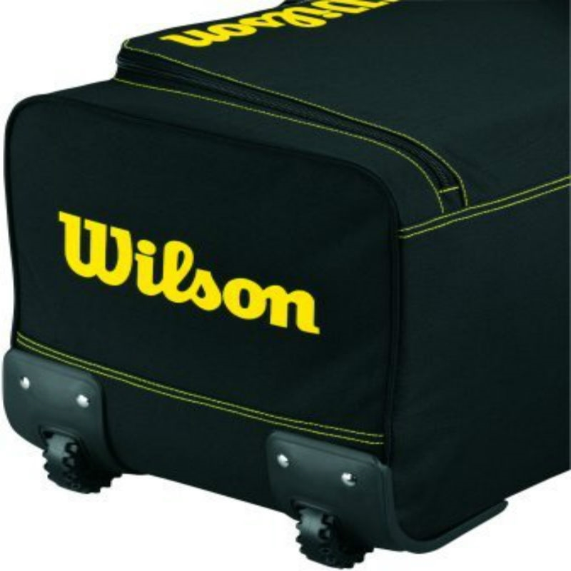 Wta9716sc Wilson Catchers Bag On Wheels Sports Facilities Group Inc