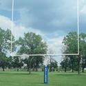 """Picture of Bison 4-½"""" Gooseneck Goalposts"""