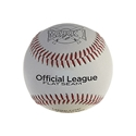 Picture of Mark1 Official League Flat Seam Baseball