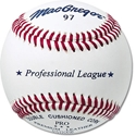 Picture of MacGregor #97 Professional League Baseball