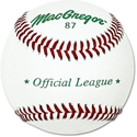 Picture of MacGregor #87SP Official League Baseball
