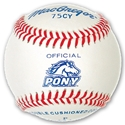 Picture of MacGregor #75CY Official Pony® League Baseball