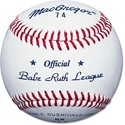 Picture of MacGregor® #74 Official Babe Ruth® Baseball