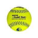 """Picture of Worth™ WorthT Super Gold Dot Classic 12"""" Slow-Pitch Softballs"""