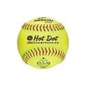 "Picture of Worth™ Hot Dot™ 12"" ASA Slow-Pitch Softballs"