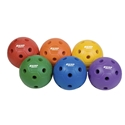 Picture of Champion Sports Rhino Skin Sting Free Official Size 5 Soccer Ball Set