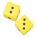Picture of Champion Sports Coated Foam Dice