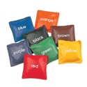 """Picture of Champion Sports 5"""" Colored Bean Bag Set"""