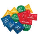 "Picture of Champion Sports 5"" Geometric Bean Bag Set"