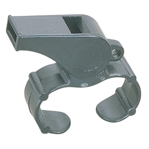 Picture of Champion Sports Plastic Whistle With Finger Grip