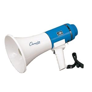 Picture of Champion Sports 1000 Yard Range Blue & White Megaphone