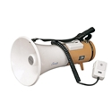 Picture of Champion Sports 1000 Yard Range Gold & White Megaphone