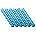 Picture of Champion Sports Blue Aluminum Relay Baton