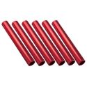 Picture of Champion Sports Red Aluminum Relay Baton