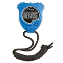 Picture of Champion Sports Blue Stop Watch