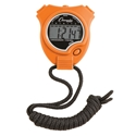 Picture of Champion Sports Orange Stop Watch