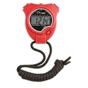 Picture of Champion Sports Red Stop Watch