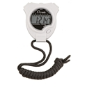 Picture of Champion Sports White Stop Watch