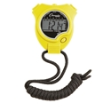 Picture of Champion Sports Yellow Stop Watch
