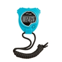 Picture of Champion Sports Neon Blue Stop Watch