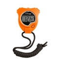 Picture of Champion Sports Neon Orange Stop Watch
