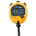 Picture of Champion Sports Big Digit Display Stop Watch Yellow
