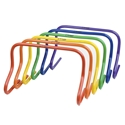 """Picture of Champion Sports 12"""" Speed Hurdle Set"""