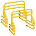 """Picture of Champion Sports 12"""" Weighted Training Hurdle Set"""