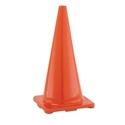 "Picture of Champion Sports Hi Visibility Flexible 28"" Vinyl Cone Orange"