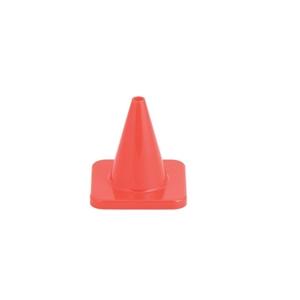 "Picture of Champion Sports Hi Visibility Flexible 4"" Vinyl Cone Orange"