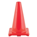 "Picture of Champion Sports Hi Visibility Flexible 9"" Vinyl Cone Orange"