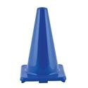 "Picture of Champion Sports Hi Visibility Flexible 12"" Vinyl Cone Blue"